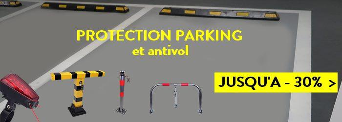 soldes arceaux de parking