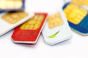 Carte SIM pour alarme