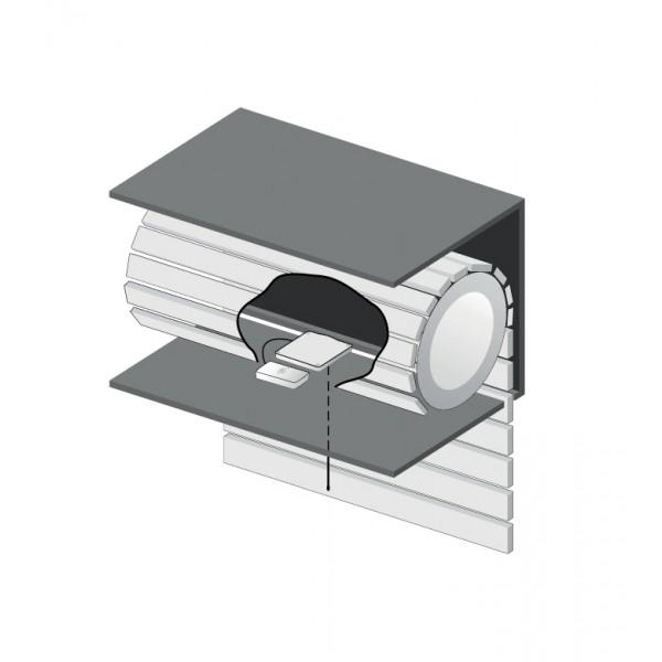 d tecteur volet roulant radio tyxal alarmes delta dore. Black Bedroom Furniture Sets. Home Design Ideas