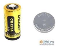 Alarme Maison Revolution GSM et RTC batteries lithium