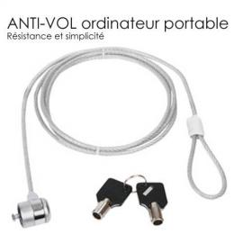 Antivol ordinateur portable