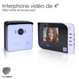 Interphone video Miroir 4