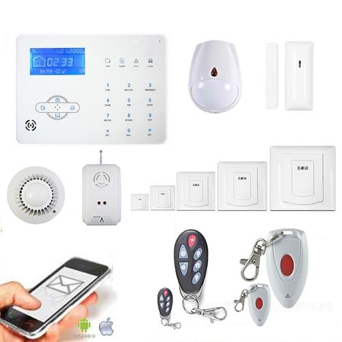 Alarme gsm rtc pour personne ag es toutes les alarmes de for Abonnement gsm pour alarme maison