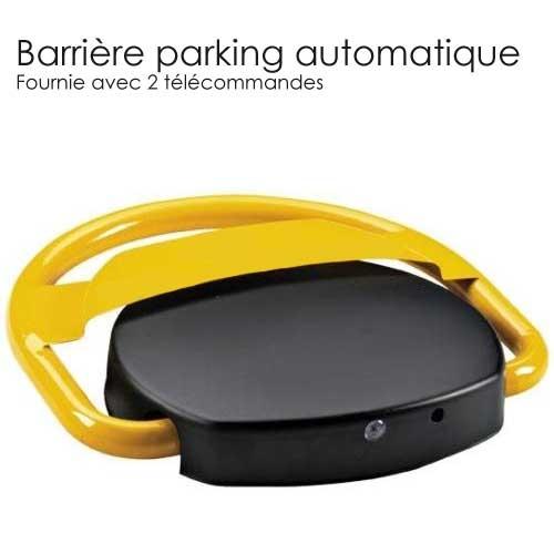 Barriere de parking automatique block parking v hicule for Stationnement devant garage sans panneau