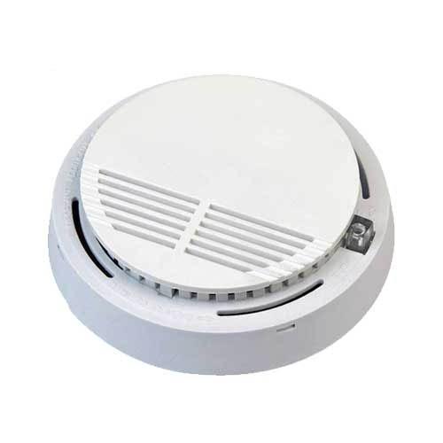 detecteur incendie et fumee sans fil completer mon alarme sans fil. Black Bedroom Furniture Sets. Home Design Ideas
