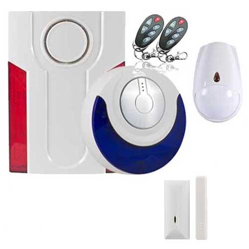 alarme garage autonome alarme de porte autonome u dtecteur duouverture avec sirne intgre with. Black Bedroom Furniture Sets. Home Design Ideas