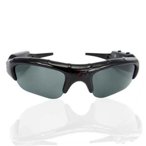 Lunette camera 8GO, lunette espion solaire