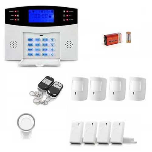 alarme sans fil compatible animaux alarme maison syst me. Black Bedroom Furniture Sets. Home Design Ideas