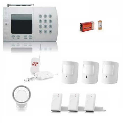 alarme maison avec animaux 6 zones large toutes les alarmes de maison sans fil. Black Bedroom Furniture Sets. Home Design Ideas