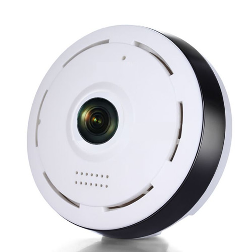 cam ra ip wifi fisheye 360 degr la cam ra ip de surveillance. Black Bedroom Furniture Sets. Home Design Ideas