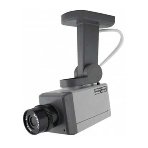 camera factice motorisee cameras factice accessoires. Black Bedroom Furniture Sets. Home Design Ideas
