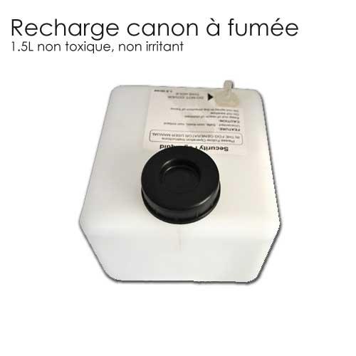 recharge 1 5l liquide canon brouillard completer mon alarme sans fil. Black Bedroom Furniture Sets. Home Design Ideas