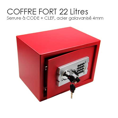 bonzus mini coffre mini coffre fort coffre mini coffre fort mural cassette d argent coffre. Black Bedroom Furniture Sets. Home Design Ideas