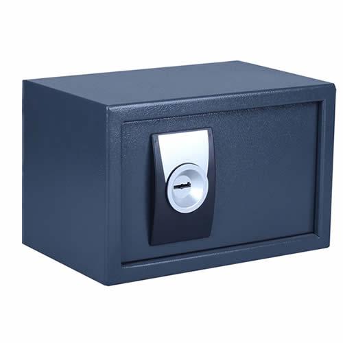 Coffre fort de sécurité à clé 10L
