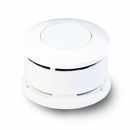 detecteur de fumee certifie nf autonomie 5 ans protection incendie pour la maison. Black Bedroom Furniture Sets. Home Design Ideas