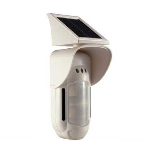 Detecteur infrarouge ext rieur solaire revolution for Detecteur infrarouge exterieur sans fil