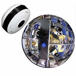 Caméra Fisheye 360°