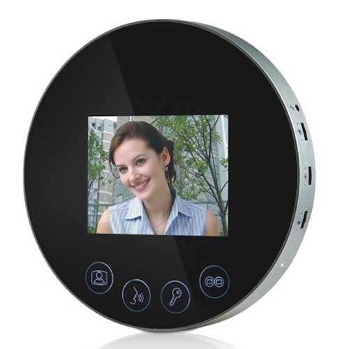 interphone vid o en portier kit de surveillance. Black Bedroom Furniture Sets. Home Design Ideas