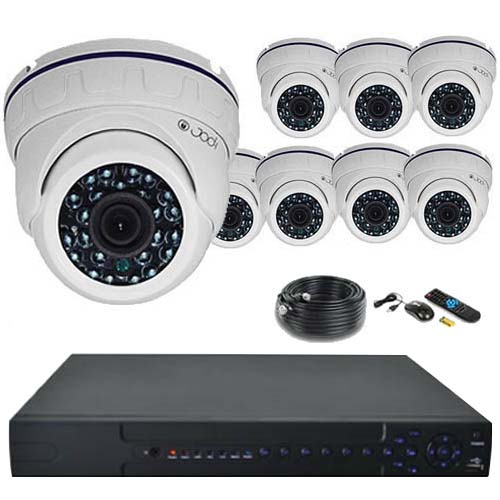 kit vid osurveillance ahd pro 1080p 8 d mes 2 0mp. Black Bedroom Furniture Sets. Home Design Ideas