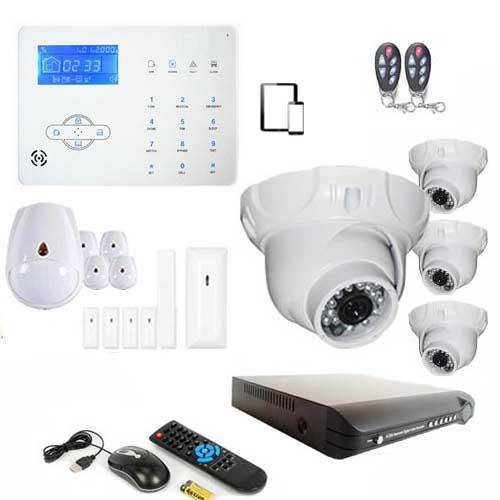 Alarme maison sans fil avec camera camra de alarme maison Alarme sans fil avec camera
