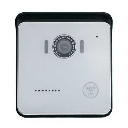 Interphone video Miroir 7""