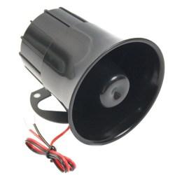 Tous les accessoires des alarmes sans fil for Sirene exterieure factice