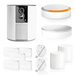 Alarme SOMFY ONE + Pack 4