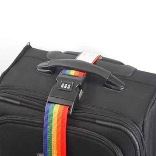 Sangle pour valise a code serrures et cadenas toute la s curit domestique pas cher - Comment ranger une valise ...