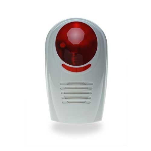 Kit alarme de maison sans fil 32 zones xxxl box alarme for Alarme perimetrique exterieure maison