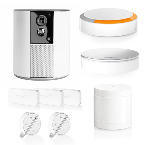 Alarme SOMFY ONE + Pack 3