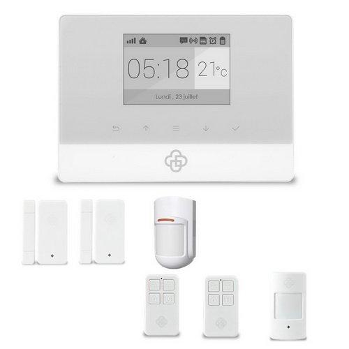 Test alarme maison gsm segu maison for Alarme sans fil maison comparatif